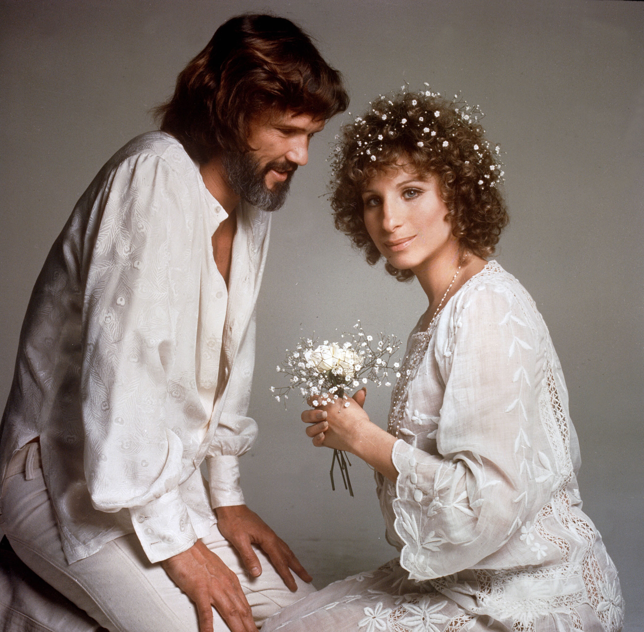 Frank Pierson A Star Is Born barbra Streisand and Kris Kristofferson 197616