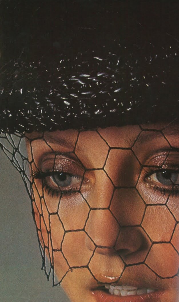 GUY BOURDIN INGRID BOULTINGVogue Paris 1971 41