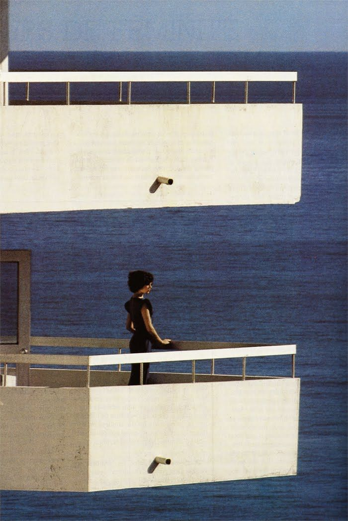 GUY BOURDIN VOGUE PARIS JUNE 1978