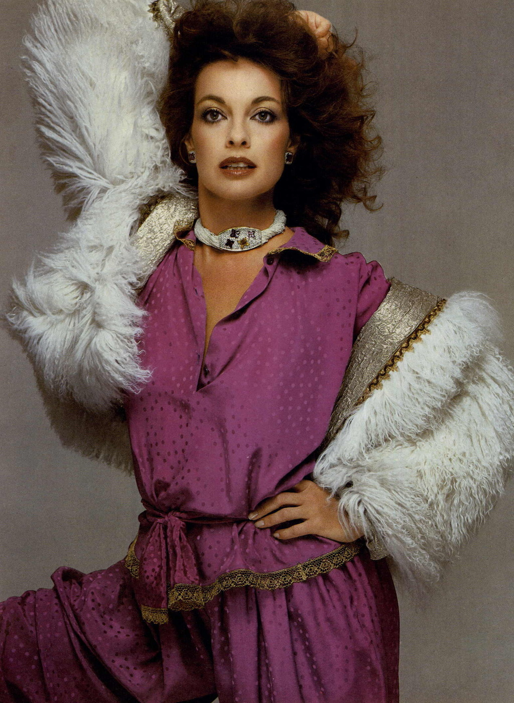 RICHARD AVEDON LINDA GREY VOGUE US NOVEMBER 1981 1