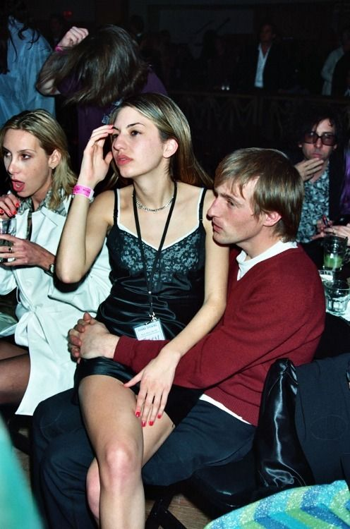 SOFIA COPPOLA  SPIKE JONZE 1995