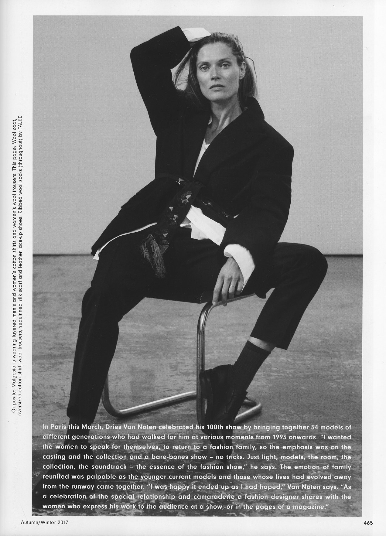 dries van noten photography collier schorr styling katie shillingford another magazine vol 2 issue 6 aw 2017 2