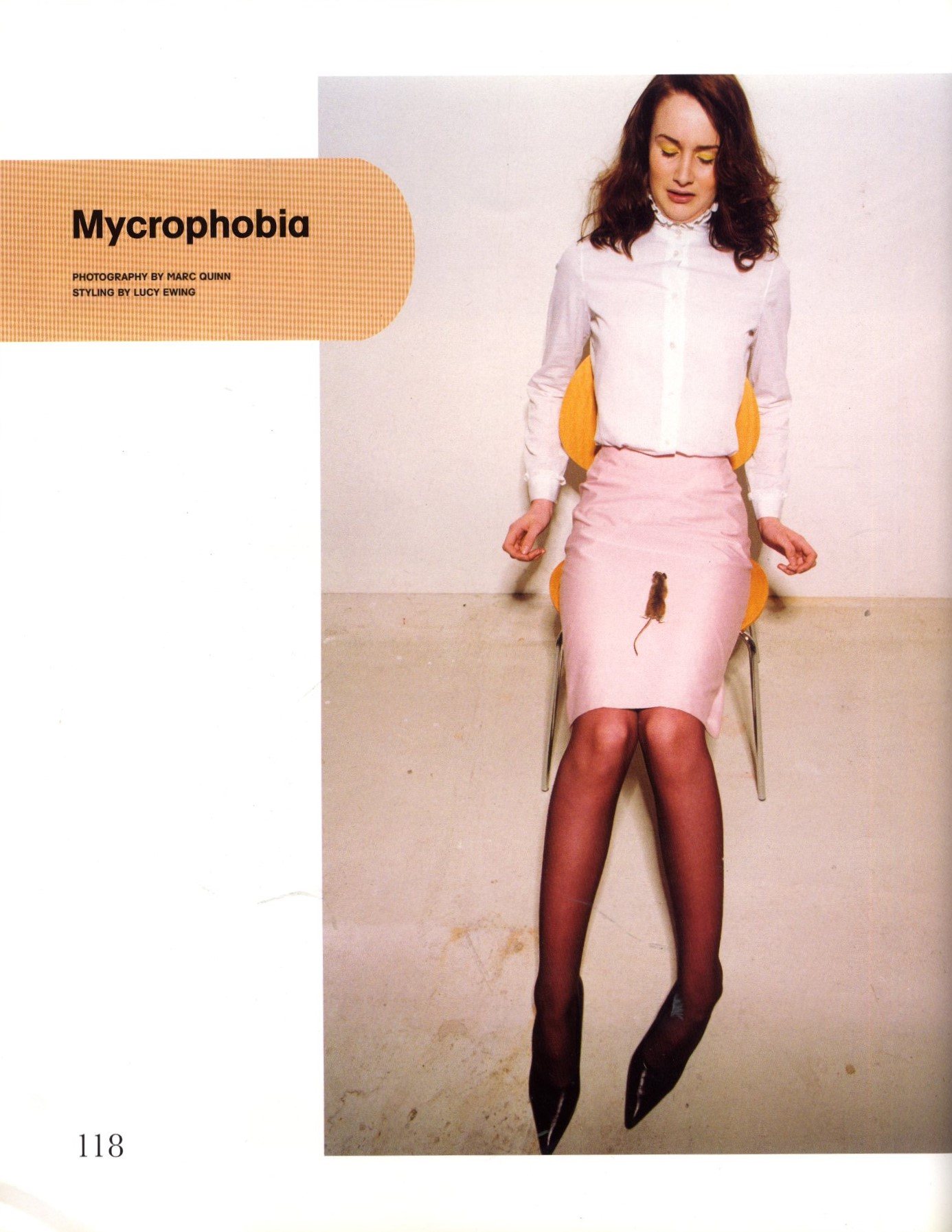 mycrophobia photography marc quinn styling lucy ewing big horror issue 28 1