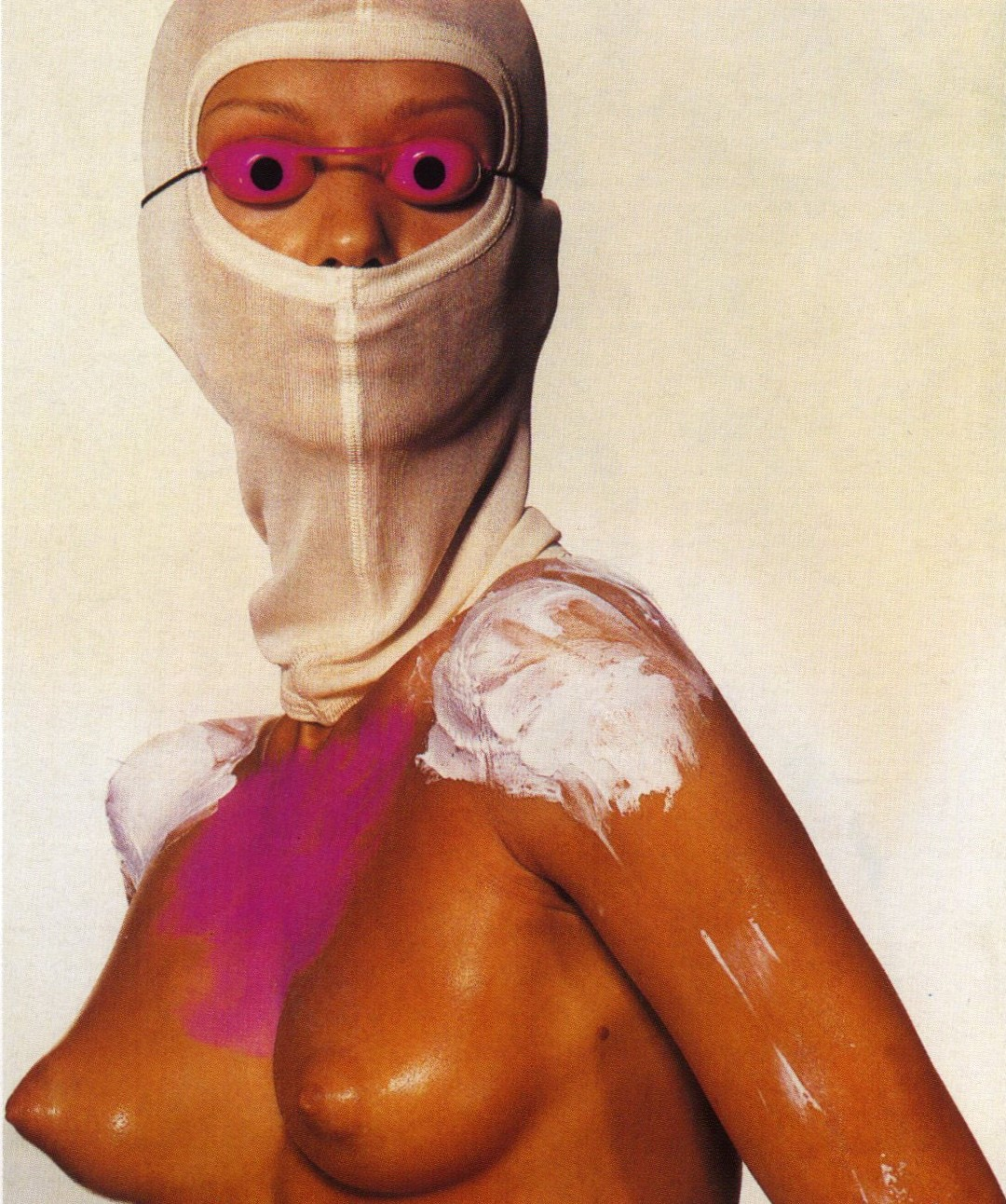 lofficiel september 2001 photography donna trope