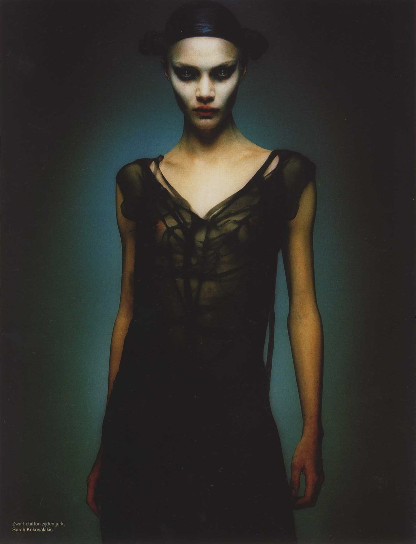 angloalien photography sean ellis styling isabella blow dutch 12 autumn 1997 2