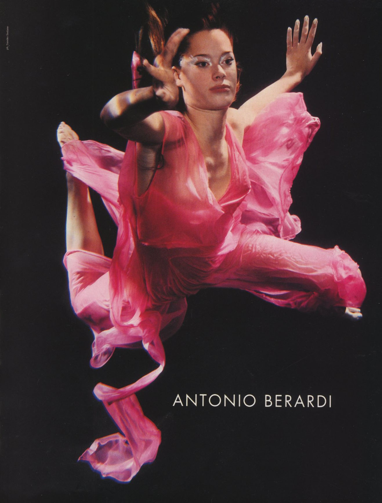 antonio berardi ad photography sandro sodano dutch 26 march april 2000