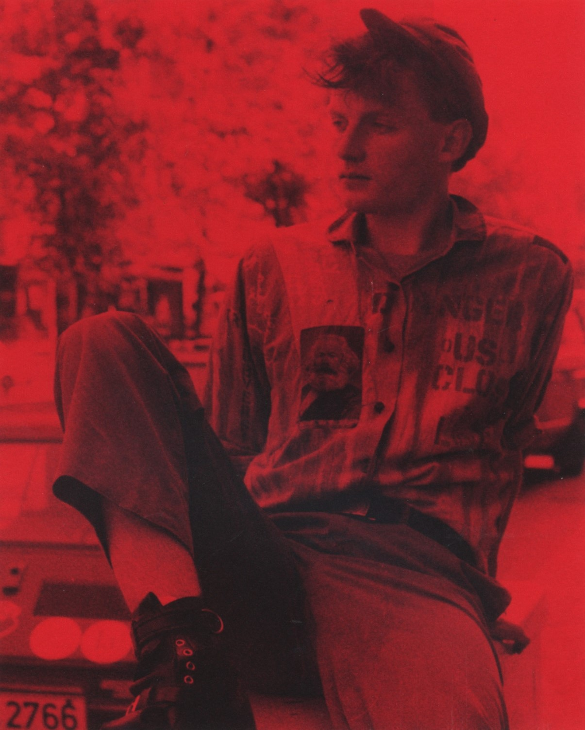 fetisch as a young man in vivienne westwood clothes berlin ca 1983 032c 24th issue berlin summer 2013