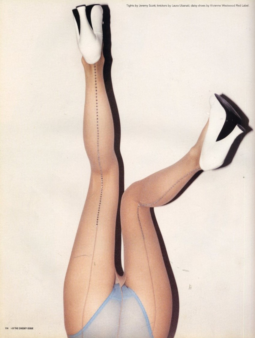 legs eleven kristina kruse photography matt jones styling gk id no182 december 1998 1