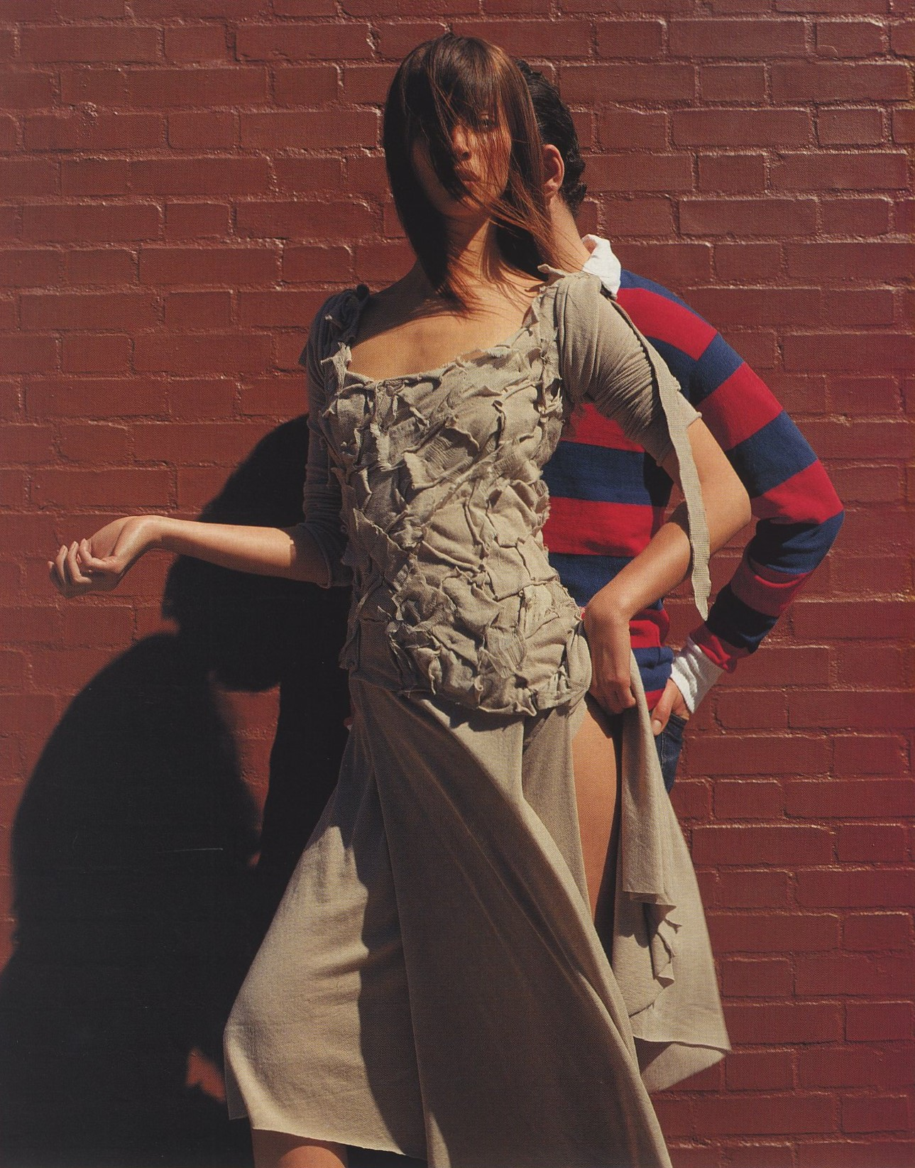 house style christy turlington photography inez van lamsweerde vinoodh matadin nova july 2000 5