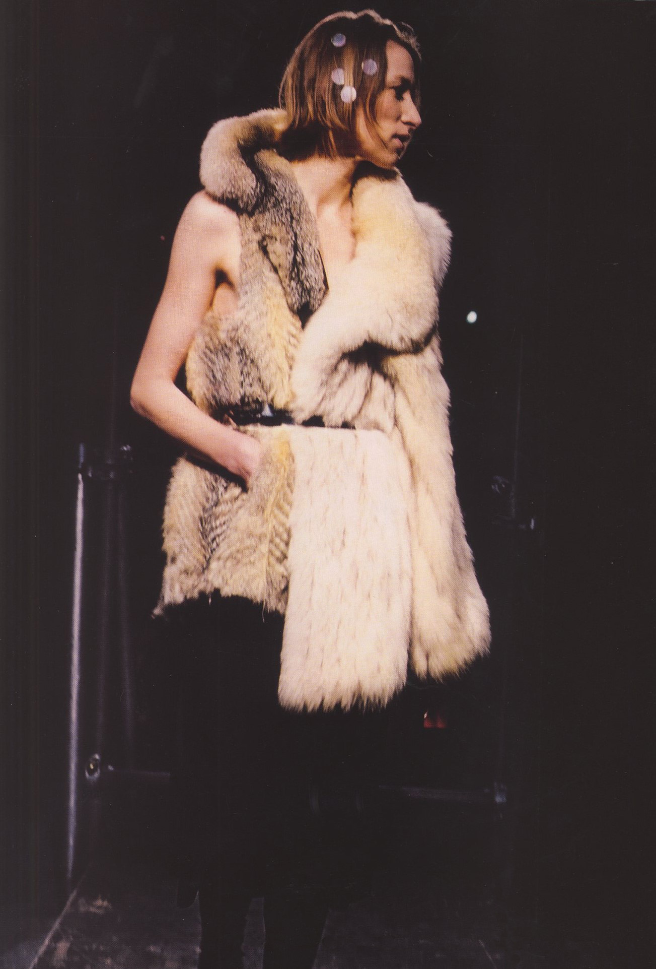 martin margiela aw 2002 2003 womens show photography jacques habbah