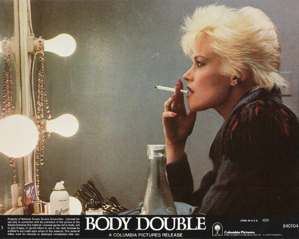 melanie griffith body double brian de palma 1984