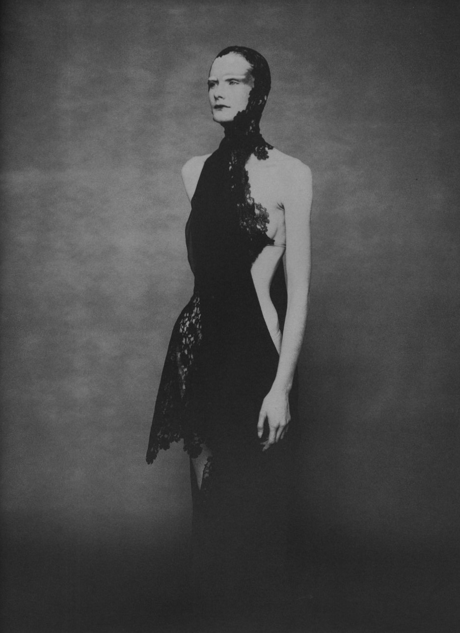 alexander mcqueen photography paolo roversi london 1998