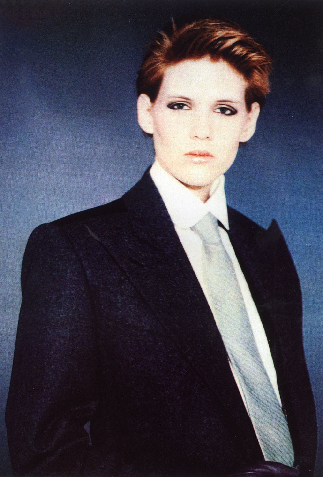 claude montana photography paolo roversi marie claire bis n 8 autumn winter 1984