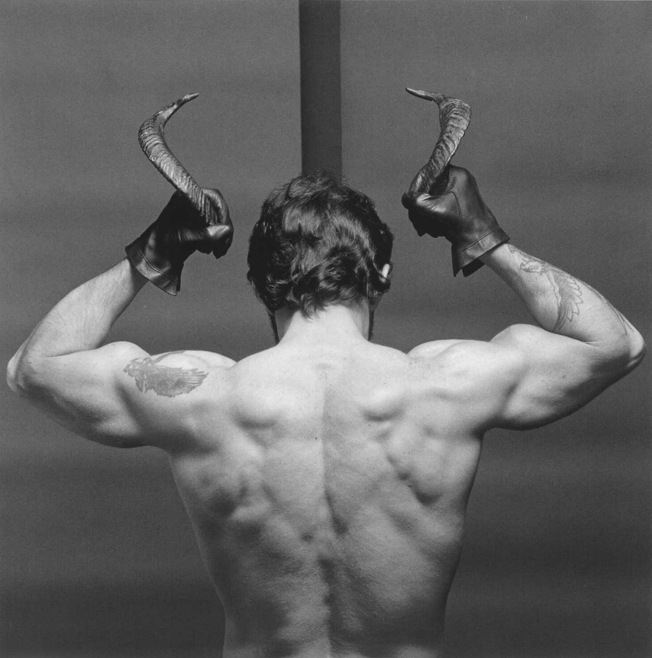 frank diaz photography robert mapplethorpe 1980