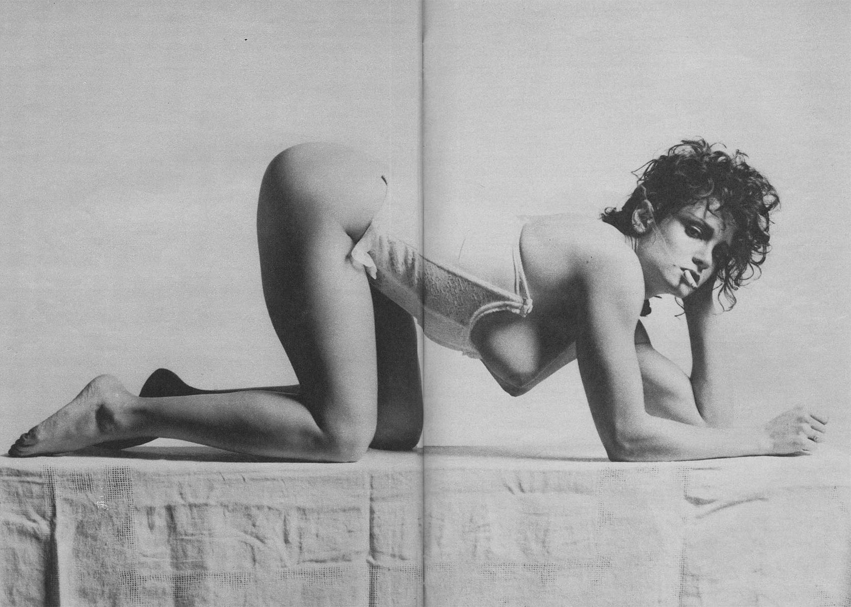lisa lyon 1983 photography robert mapplethorpe max april 1985