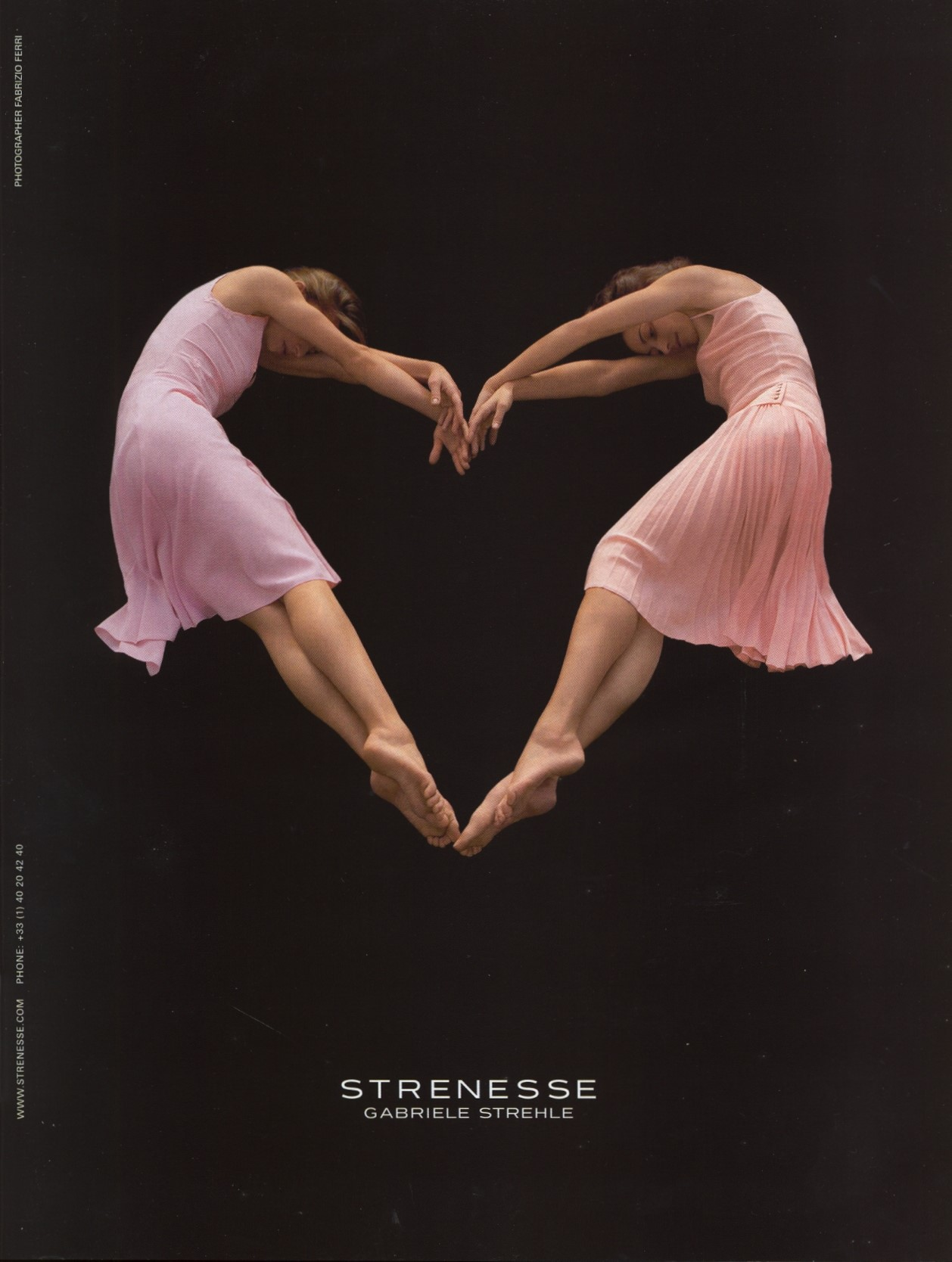 strenesse by gabriele strehle ad campaign photography fabrizio ferri vogue paris n855 march 2005