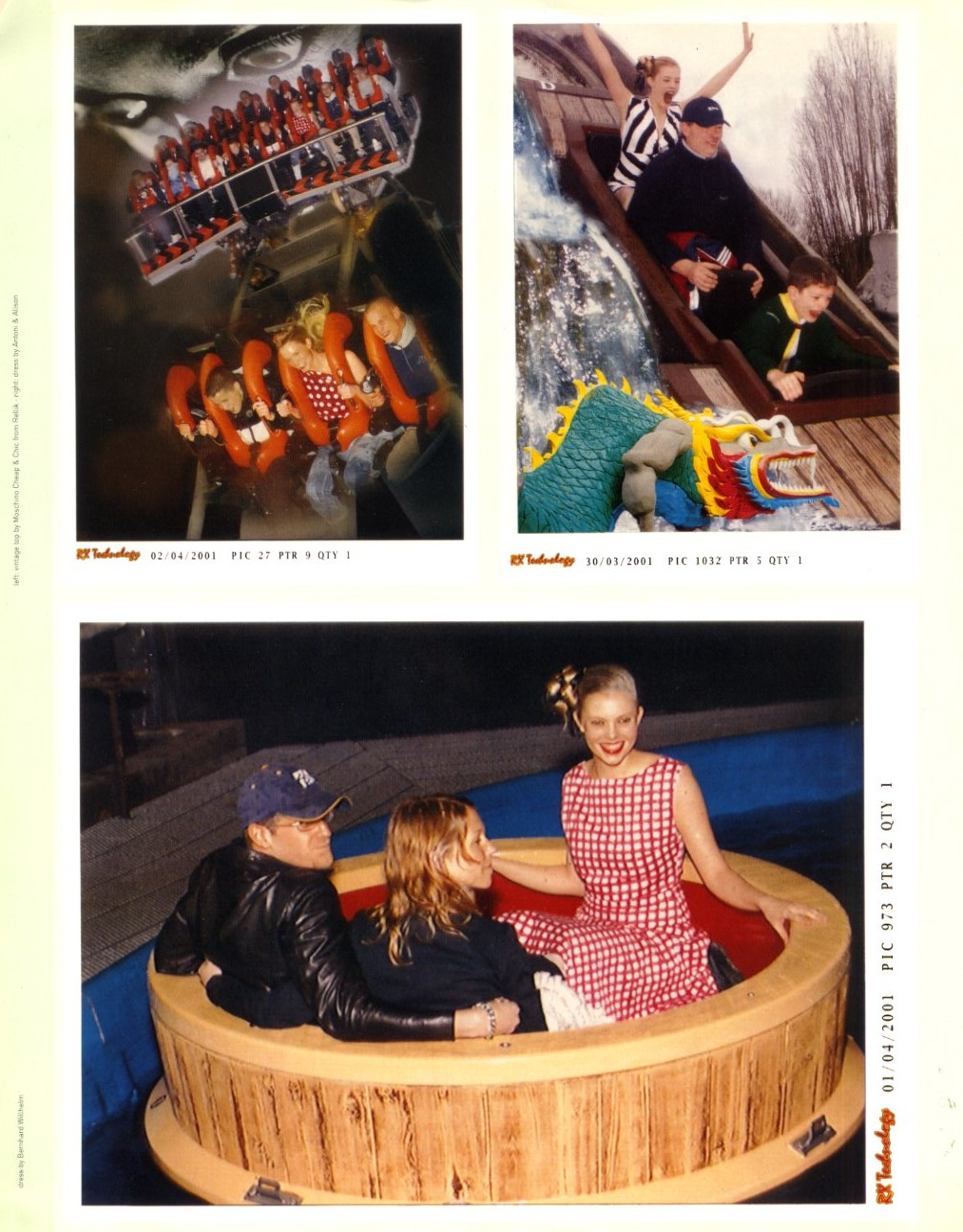 fairground attraction photography lee powers tank magazine volume 2 issue 5 1