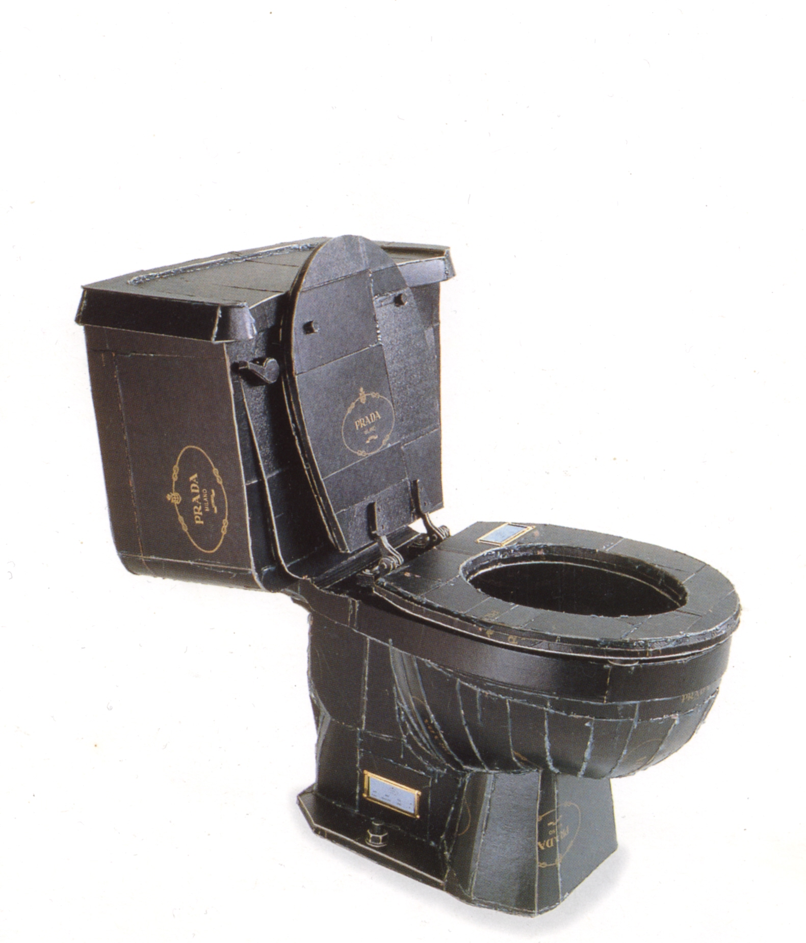 prada toilet 1996 artwork tom sachs
