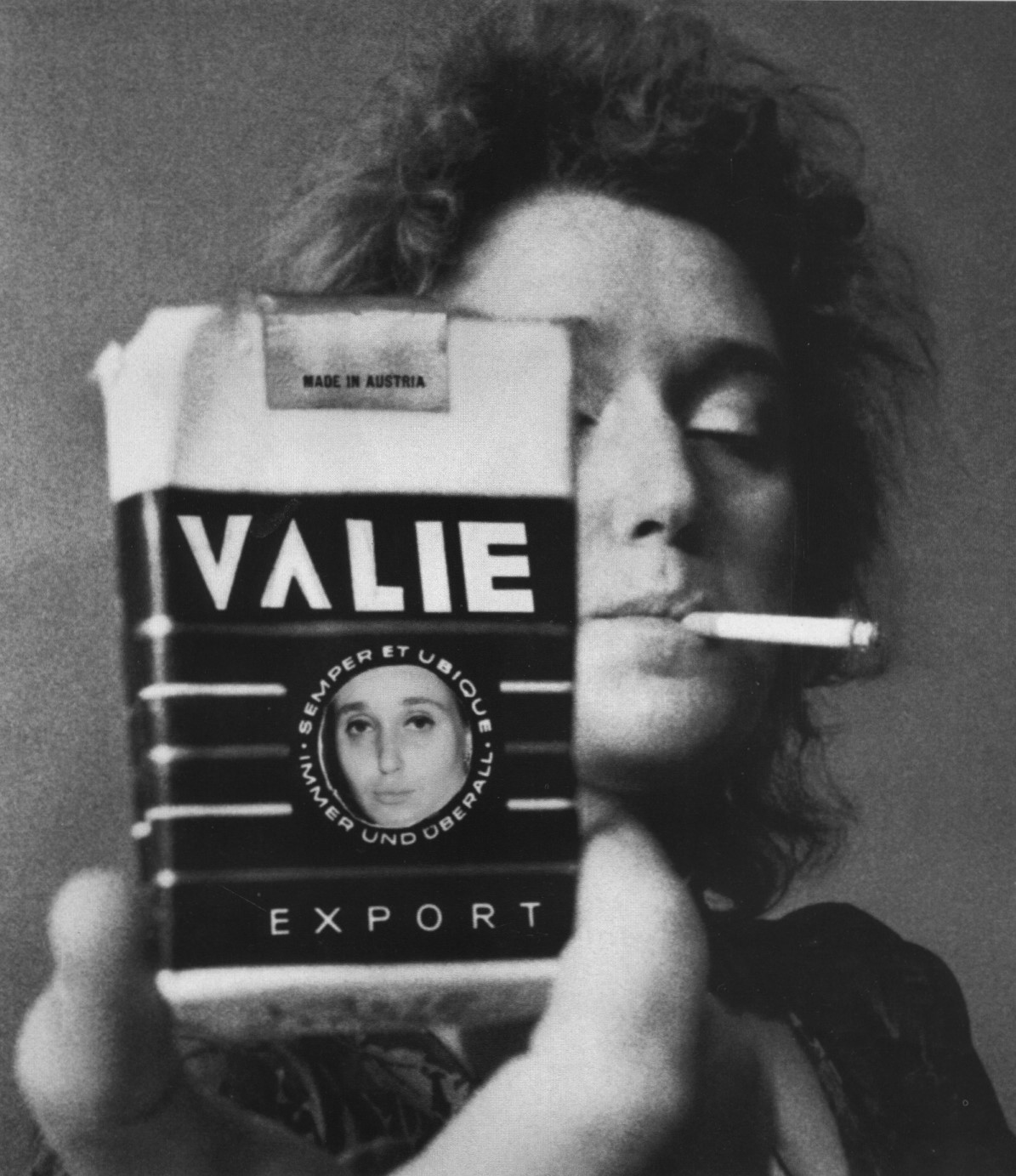 valie export self portrait transfer identity 1967 1970