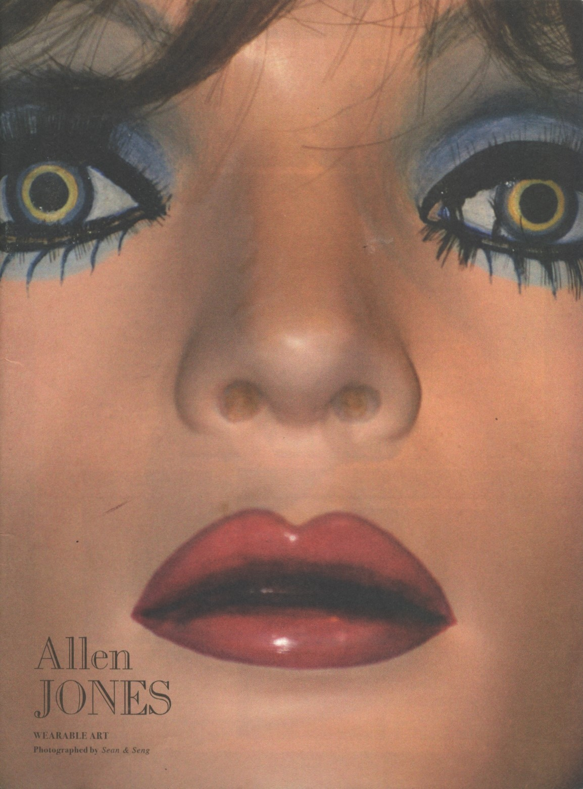 allen jones wearable art photography sean and seng supplement pop magazine 22 ss 2010