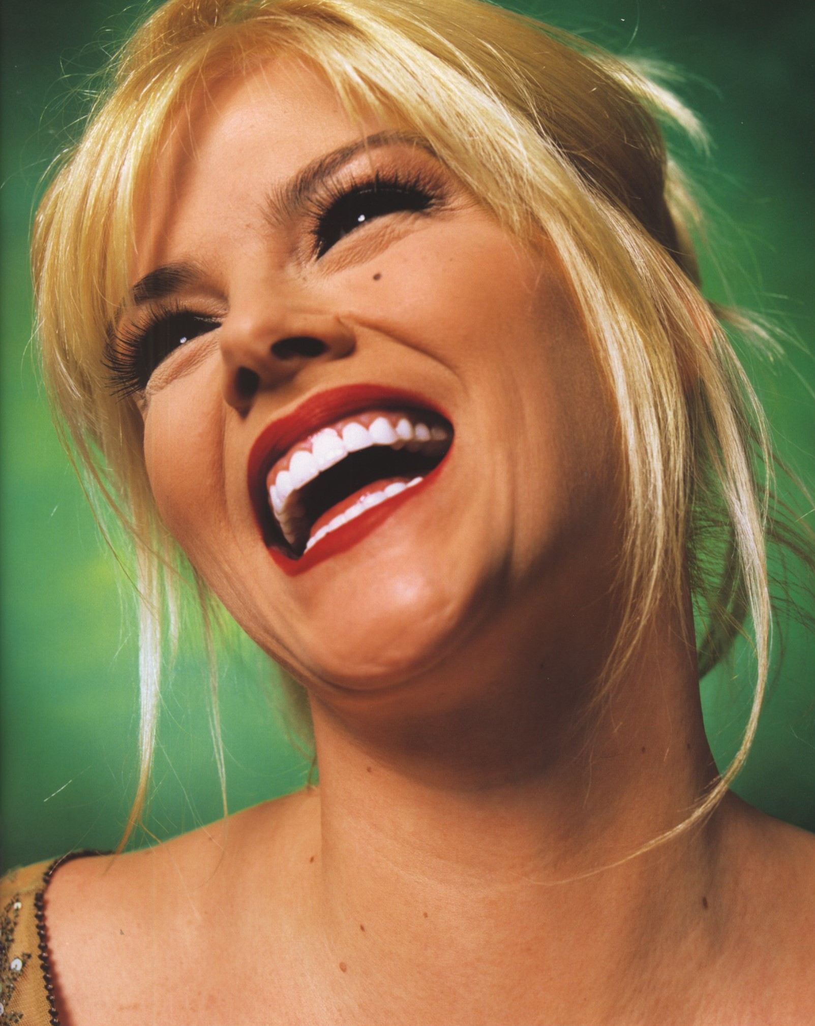 anna nicole smith 2004 photography andres serrano