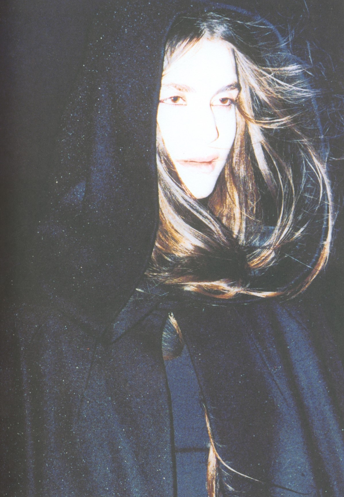 veronique branquinho autumn winter 1998 1999 photography bert houbrechts
