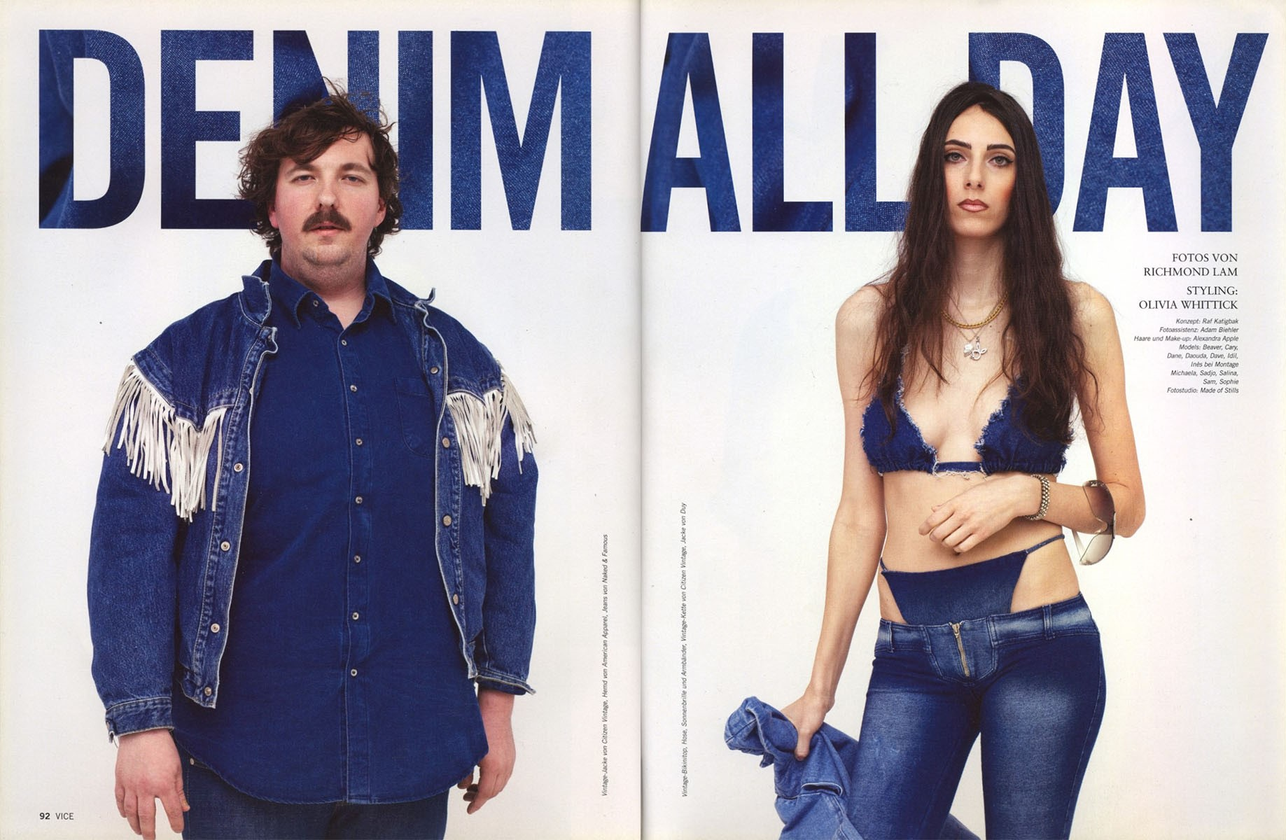 denim all day photography von richmond lam vice magazine vol 9 nr 2 the fashion issue march 2013 1