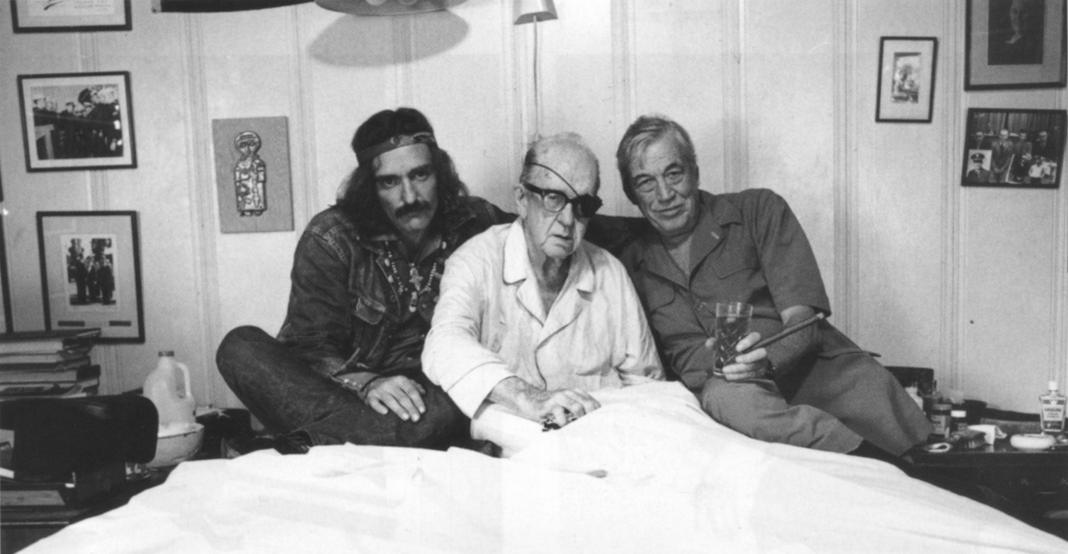 dennis hopper john ford john huston photography victor skrebneski palm springs california 1971