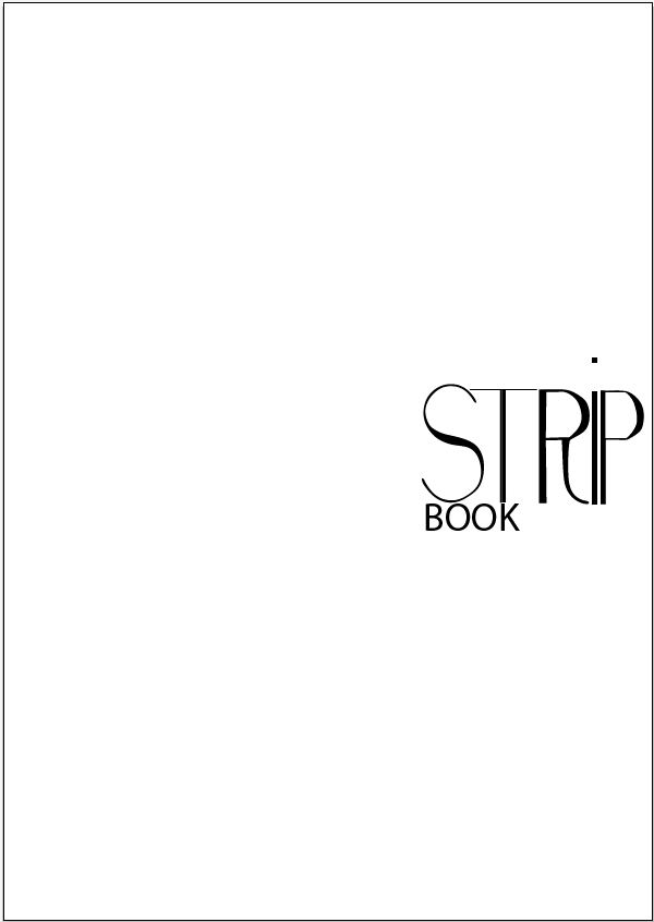 strip-book front