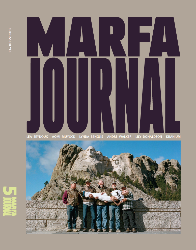 MARFA JOURNAL COVER 7