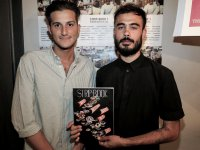 Filippo Anzalone & Friend | Owner c/o Bjork Florence |  Strip-Book#1 | Launch Party | Bjork Florence |  2th july 2014