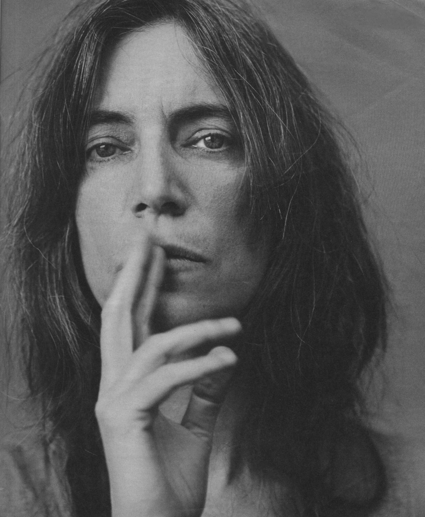 BECAUSE THE LIGHT PATTI SMITH PHOTOGRAPHY STEVEN KLEIN | NEW YORK INTERVIEW JUNE 1996