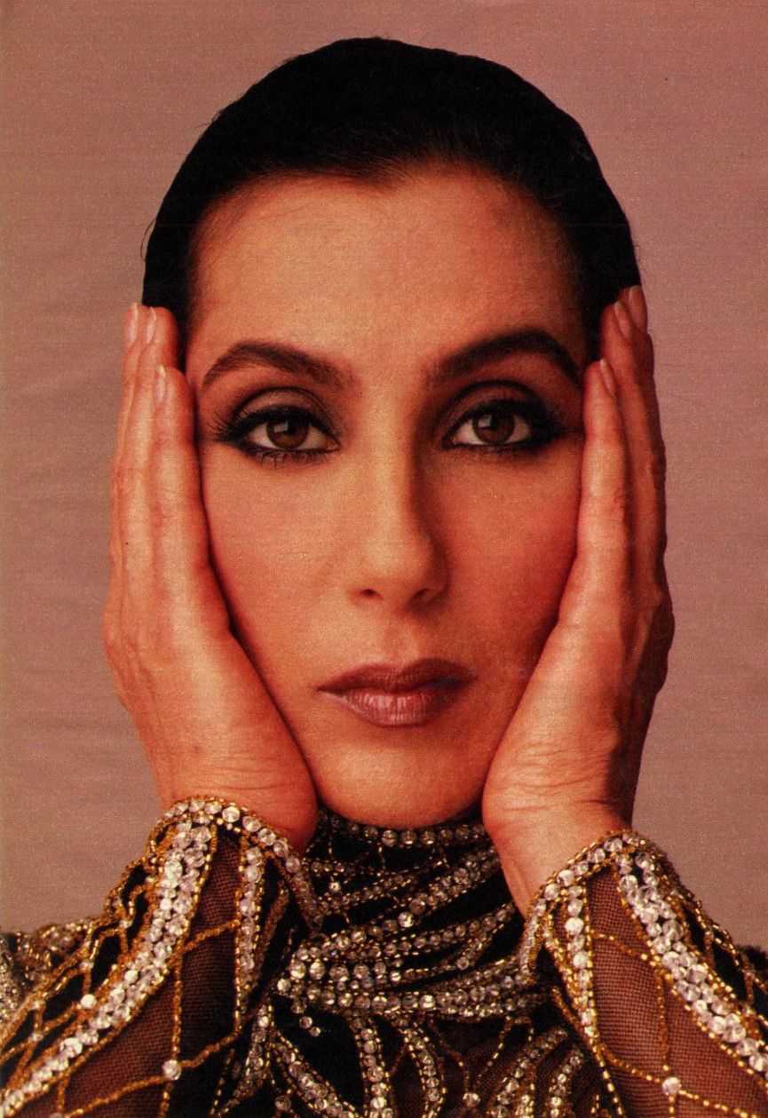 CHER | PHOTOGRAPHY ANNIE LEIBOVITZ | MAX MAGAZINE | MAY 1988